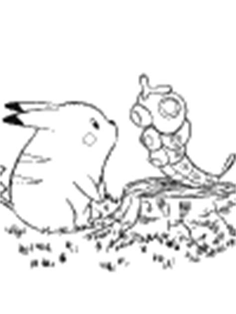 pokemon coloring pages dltk pokemon 6