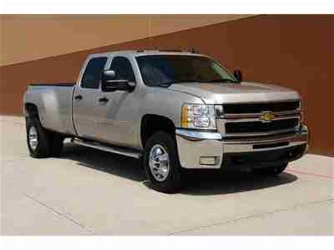 2008 chevrolet silverado 3500 for sale used cars for sale purchase used 2008 chevy silverado 3500 hd 4x4 allison lt dually diesel tv dvd crew 3500hd xm in