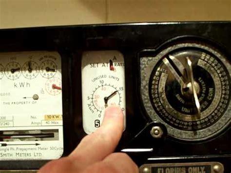 Meja Counter Per Meter electricity meter smith apm prepayment meter two