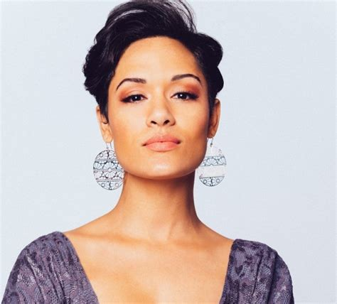 anikas hair looks from empire mane attraction 8 times grace gealey s short do has