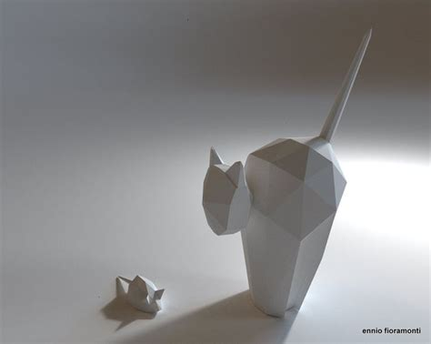 Computer Origami - 61 best origami animals mouse images on