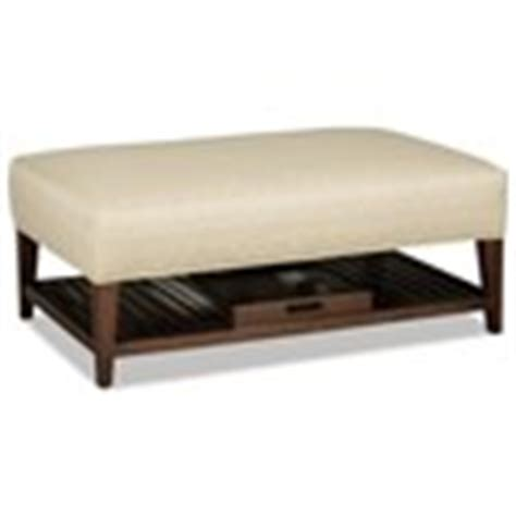ottoman with removable tray craftmaster 068500 storage cocktail ottoman with wood