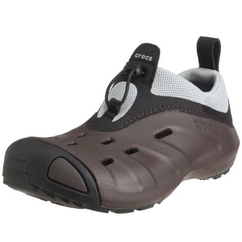 croc water shoes water shoes crocs s quicktrail slip on water shoe