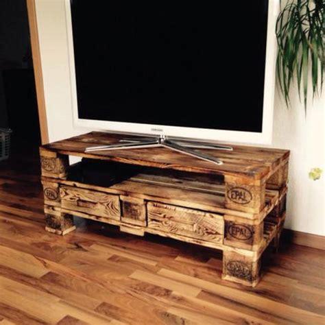 Paletten Tv Schrank
