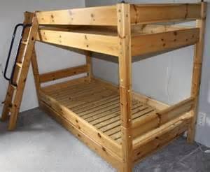 matratzen hagen thuka etagenbett kiefer massiv inkl 1 matratze und 3
