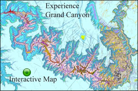 grand interactive map the arizona geological survey home