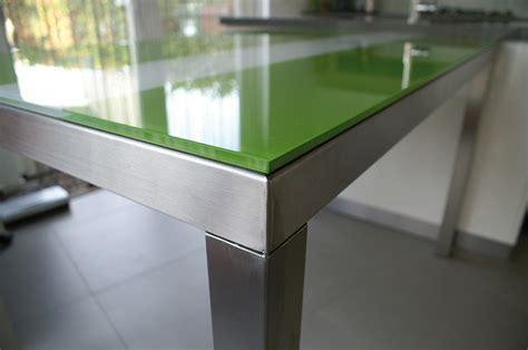 glazen aan tafel glazen meubelen op maat gemaakt jongbloed zn