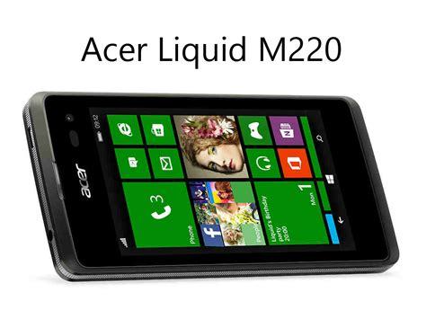 acer liquid m220 harga dan spesifikasinya info komputer
