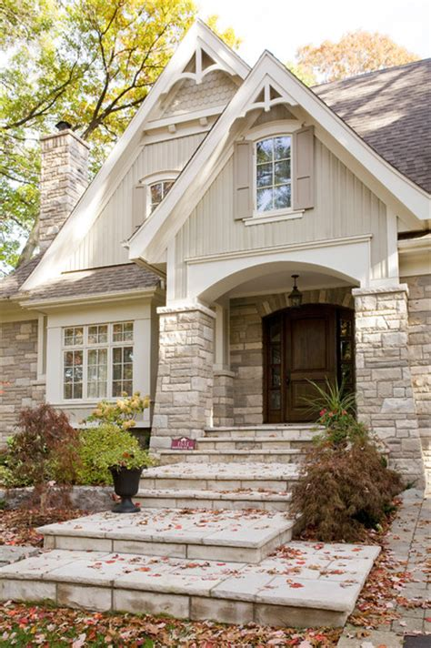 new cottage homes mineola cottage craftsman entry toronto by david