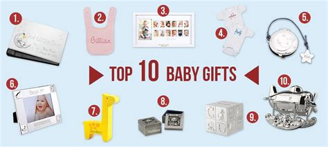 Top 10 Gifts For A Baby by Top 10 Must Baby Gifts Memorable Gifts