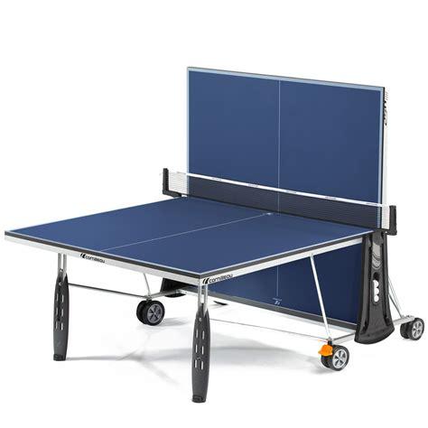 cornilleau indoor table tennis table cornilleau sport 250 rollaway indoor table tennis table
