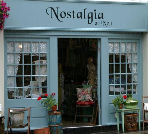 vintage shop in bath shop around the corner