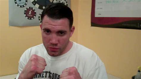 jen caputo a lighting decision boxing results anthony caputo smith wins dubious decision