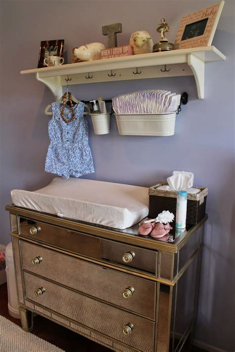 Nursery Changing Tables Ikea Hack Nursery Changing Table Decoration Organization