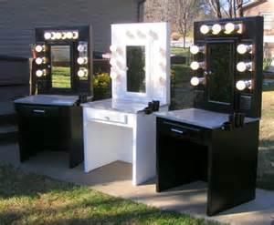 Vanity Mirror Mobil Vanity Mirror Desk By Dave105 Lumberjocks