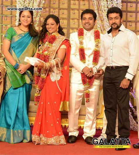 Surya sister brinda marriage at first sight