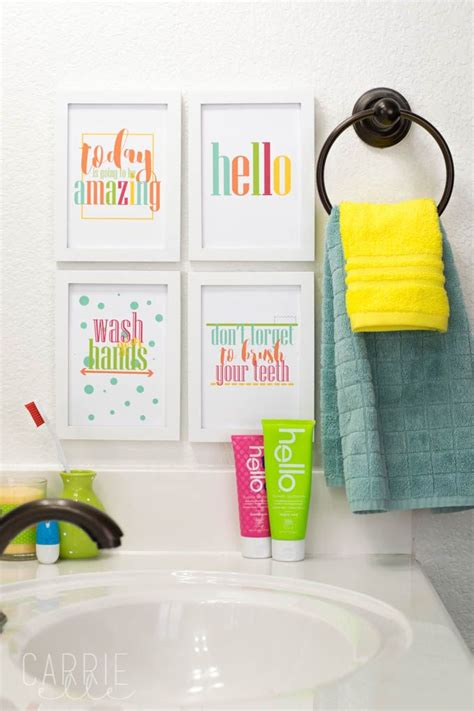 kid bathroom ideas best 25 bathroom printable ideas on bathroom
