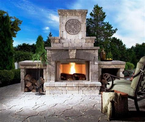 outdoor wood burning fireplace plans 28 best ideas about trafalgar patio fireplace on