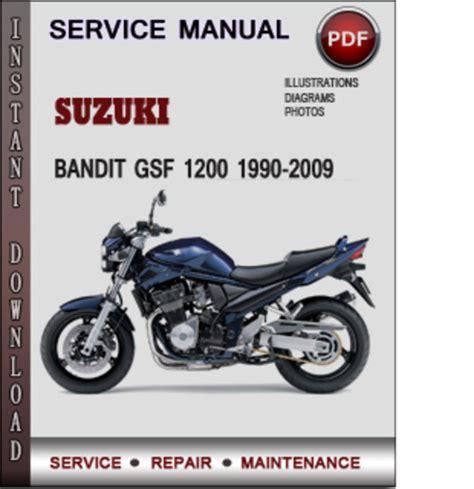 service manual pdf 1996 suzuki esteem body repair manual suzuki bandit gsf 1200 1990 2009 factory service repair manual down