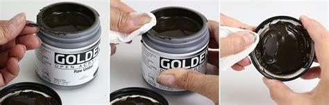 acrylic paint expiration shelf of golden acrylics just paint
