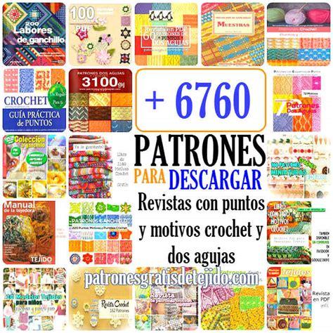 revista de crochet para este ao 2016 todo patrones 6760 patrones de crochet y dos agujas para descarga