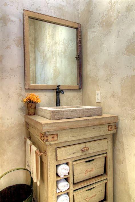 restaurer une commode en bois meuble salle de bains pas cher 30 projets diy