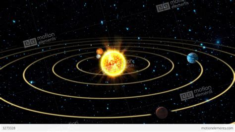 Animated Solar System Images animated 3d solar system images
