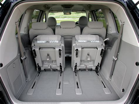 2012 Kia Sedona Towing Capacity Used Kia Sedona Buyer S Guide Advice Practical Caravan