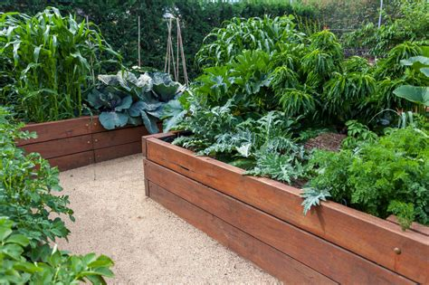 gartenbeete ideen 41 backyard raised bed garden ideas