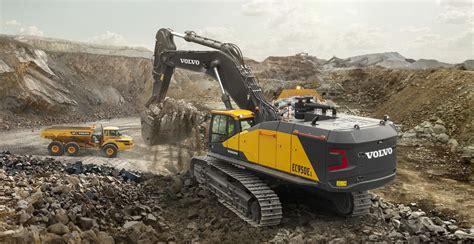 bigger    volvo ece crawler excavator