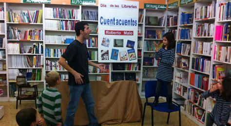libreria central en zaragoza roberto malo cuenta cuentos en la librer 237 a central de zaragoza