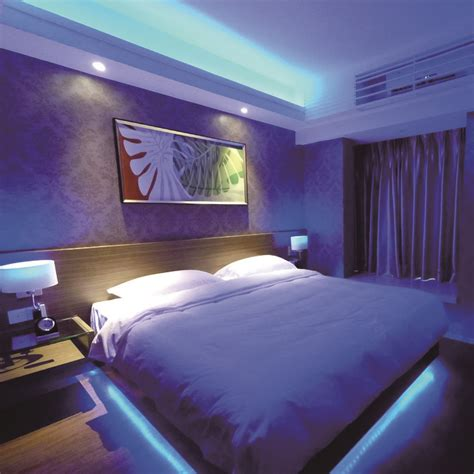Bedroom Led Lighting 17 Best Images About Smart Light On Pinterest Bedroom Lighting Decorating