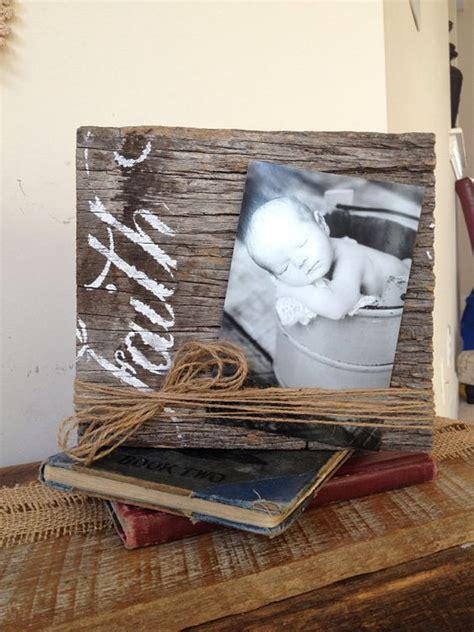 creare cornici in legno portafoto fai da te con legno riciclato 18 idee creative