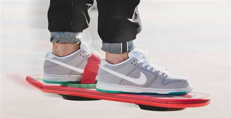 marty mcfly trainers nike sb dunk low premium marty mcfly trainers all you