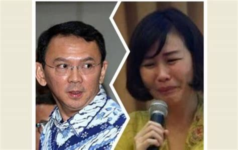 ahok wife trial for ahok veronica divorce lawsuit to be held on