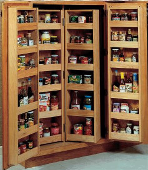 Pull Out Pantry Unit by Kitchen Pantry Ideas Renovator Mate