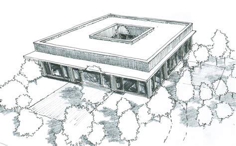 Maison Avec Patio by Plan Maison 224 Toit Plat Avec Patio Ooreka