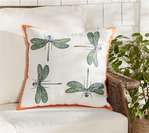 dragonfly indoor outdoor rug dragonfly indoor outdoor dragonfly skimmer indoor outdoor pillow pottery barn
