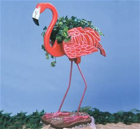 Flamingo Planter by Flamingo Planter Wood Project Plan Woodworking