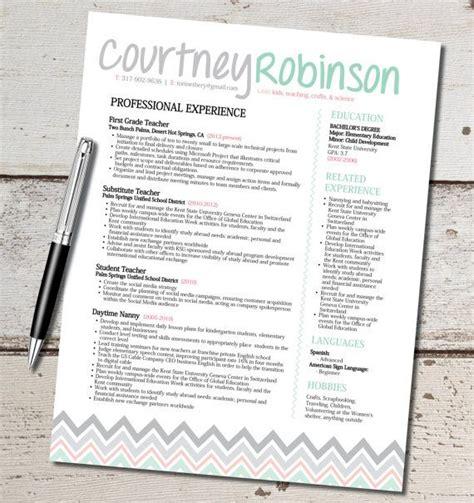 graphic design lecturer cv the courtney resume template design teacher marketing