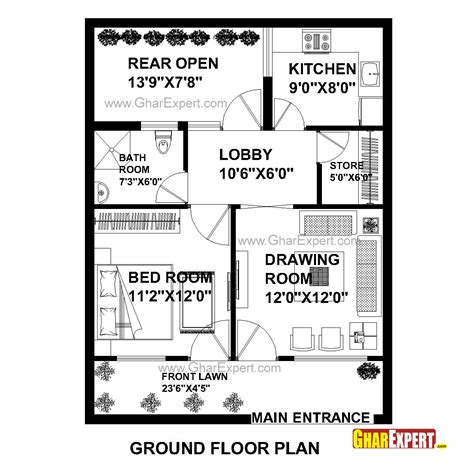 plans for a 25 by 25 foot two story garage house plan for 25 feet by 33 feet plot plot size 91
