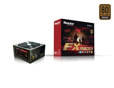 Power Supply Atx 500w Powerup huntkey debuts fx series of power supplies techpowerup