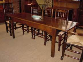 Kitchen And Dining Room Furniture by The History Of Wood Dining Roomtables