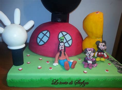 Casa Topolino by La Casa Di Topolino Torte Decorate In Pasta Di Zucchero