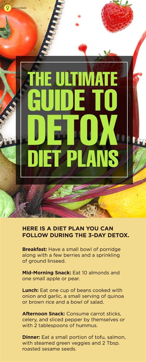 Food 6 Day Detox Drop by 25 Best 7 Day Detox Ideas On 7 Day Detox