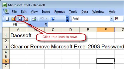 Remove Vba Password Access 2003 | how to clear remove microsoft excel 2003 spreadsheet