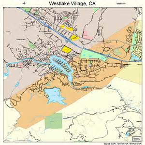 westlake california map westlake california map 0684438