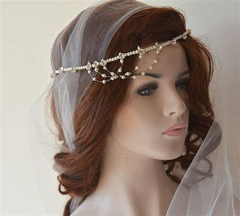 vintage inspired bridal hair combbridal hair clipwedding hair wedding pearl headband wedding hair accessories bridal