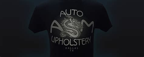 asm auto upholstery t shirts the merch asm auto upholstery