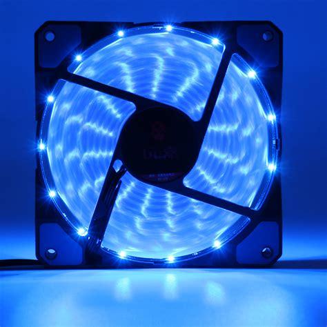Lu Neon Led Light For Cpu 120mm 15pcs led light neon pc computer cpu cooling fan mod cooler 3pin 4pin alex nld